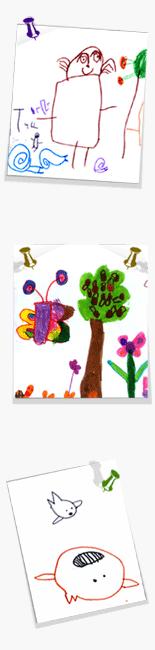 מאמרים בנושא גרפולוגיה - ציורי ילדים