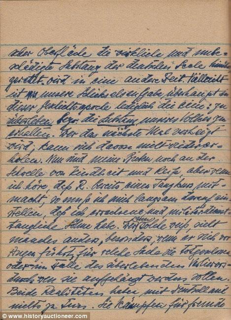 בכתב ידו של ג'וזף מנגלה