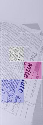 גרפולוגיה - קטעי עיתונות באנגלית