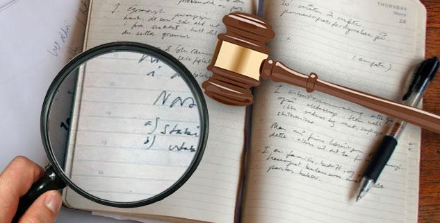 הקשר ועל היחסים בין עורך דין לגרפולוג משפטי
