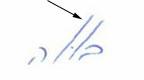 האזור העליון של הכתב על פי הגרפולוגיה