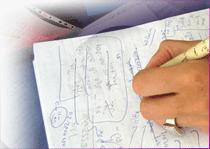 גרפולוגיה - חנה קורן - מכון  לגרפולוגיה